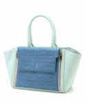 PIXI Bag_Mint (Blue & Dazzling blue)