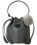 스티디(STIDIE) lucky Jane bucket bag-grey