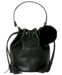 스티디(STIDIE) lucky Jane bucket bag-black