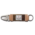 디얼스(THE EARTH) HARRIS TWEED KEY HOLDER - MUSTARD