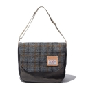 디얼스(THE EARTH) HARRIS TWEED CROSS BAG - GREY2