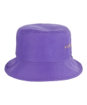 바잘(VARZAR) wake up bucket hat violet