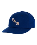 바잘(VARZAR) var embroidery ball cap navy