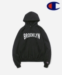 챔피온() [인기재입고] BROOKLYN HOODED SWEATSHIRTS BLACK