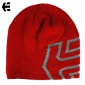에트니스(Etnies) [Etnies] ICON OUTLINE BEANIE (Red/Grey)