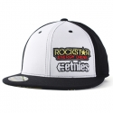 [Etnies] TEAM X ROCKSTAR RALLY COLLECTION X 210 FLEX-FIT CAP (White)