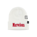 트렌타() MARVELOUS BEANIE WHITE