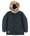 언커먼 팩터스(UNCOMMON FACTORS) GLACIAL CRUISER PARKA /W LACCOON FUR TRIM