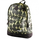 엔조이(ENJOI) [enjoi] Hot Fad All Over Classic Shaped Backpack (Army)