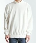 쟈니웨스트(JHONNY WEST) Soft Touch Turtleneck (White)