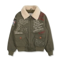더 매드니스(THE MADNESS) B.MATT B-10 JKT / KHAKI