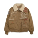 더 매드니스(THE MADNESS) B.MATT B-10 JKT / BROWN