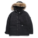 그루브라임(GROOVE RHYME) 2015 N3B DAWN HEAVY OUTER (BLACK) [GP001D43BK]