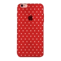에이스텝(A-STEP) Colourful - Red For Clearcase(iPhone 6/6S)