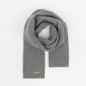 모노노(MONONO) Wool 100 Knit Muffler_Gray
