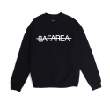 비긴어게인인패션(BAF) BAF_AREA CREWNECK (BLACK)