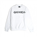 비긴어게인인패션(BAF) BAF_AREA CREWNECK (WHITE)