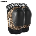 스미스(SMITH) [SMITH] SCABS ELITE LEOPARD KNEE PADS (Leopard/Black)