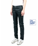 THE PROJECT METAL BLACK JEAN