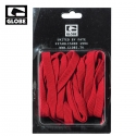 글로브(GLOBE) [GLOBE] RED FLAT SHOE LACE 150cm