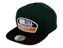 더블에이에이 피티드(DOUBLE AA FITTED) [신상할인]Green Flannel DA Logo cap