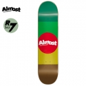 올모스트(ALMOST) [Almost] COLOR BLOCK EARTH R7 DECK 8.38