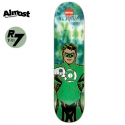 [ALMOST] YOUNESS AMRANI GREEN LANTERN TIEDYE X DC COMICS R7 DECK 31.7 x 8.25