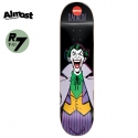 [ALMOST] DAEWON SONG VILLAINS THE JOKER V2 X DC COMICS R7 DECK 31.7 x 8.25