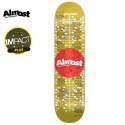 올모스트(ALMOST) [ALMOST] YOUNESS AMRANI MID CENTURY IP DECK 31.7 x 8.25
