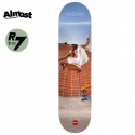 올모스트(ALMOST) [ALMOST] CHRIS HASLAM SEU TRIHN COLAB R7 DECK 31.7 x 8.0