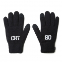 크리틱(CRITIC) CRT 80 KNIT GLOVE (BLACK)_CTOIIGL01UBK
