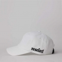 Reselect cap white