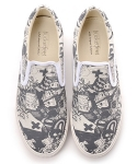 [bucketfeet] 남성슬립온 Cartoon