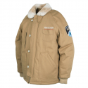 로맨틱크라운() [ROMANTICCROWN]RMTCRW DECK JACKET_BEIGE