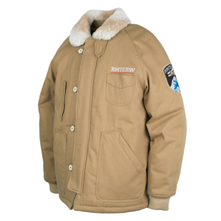 로맨틱크라운(ROMANTIC CROWN) [ROMANTICCROWN]RMTCRW DECK JACKET_BEIGE