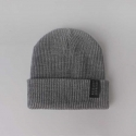 Reselect Beanie gray