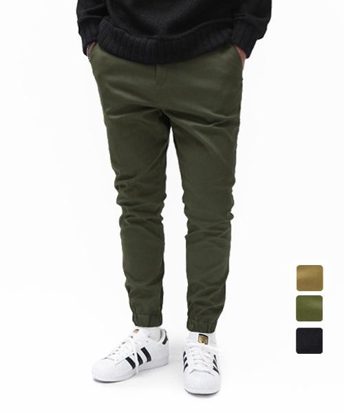 어커버_Jogger Winter Cotton Pants