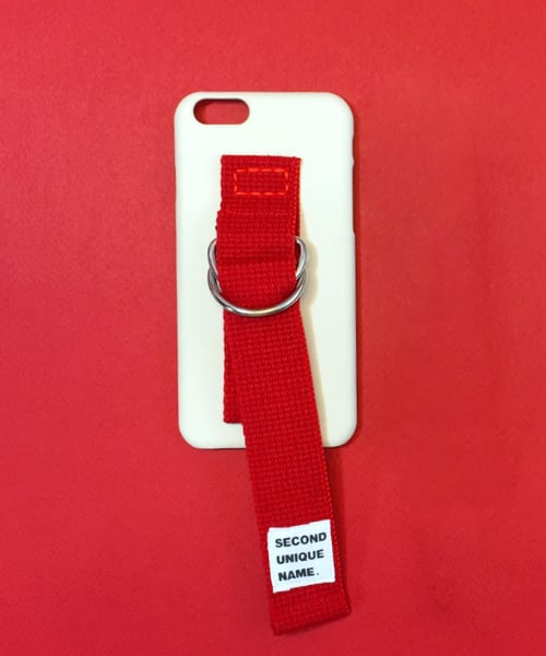 썬(SUN) SUN CASE IVORY RED (NONE)