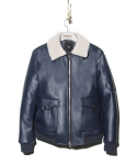 언티지() UTO-FB04 G-1 flight jacket[navy(UNISEX)]