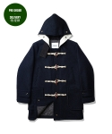 에스피오나지(espionage) Bernard Duffle Coat Navy