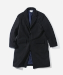 블루야드(blueyard) LEON OVERSIZE COAT BLACK