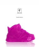 언더테이블(UNDERTABLE) Jordan 6 Candle - Pink