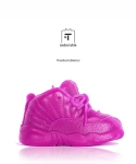 언더테이블(UNDERTABLE) Jordan 12 Candle - Pink