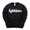 하이비션(HYBITION) Hybition Original Crewneck Black