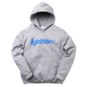 하이비션(HYBITION) Hybition Original Logo Hoody Grey