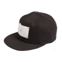 에이치이(HE) HE Patch Ball Cap Black