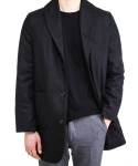 Prato italian shawl jacket coat