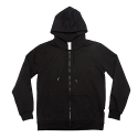 FHBP Zipup Sweat Black