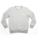 에이치이(HE) SlowMotion Crewneck Sweat Gray