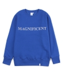 LIFE IS SWEATSHIRT (COBALT BLUE)